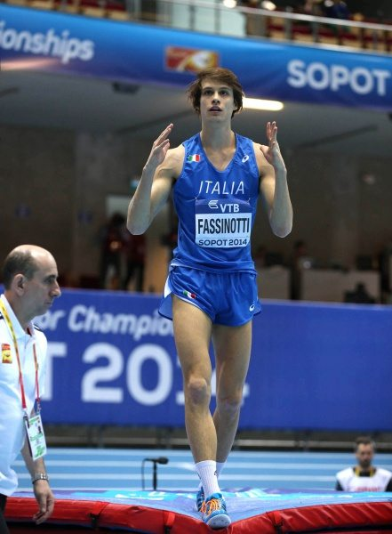 Marco Fassinotti infortunato, adesso corsa contro il tempo per Rio