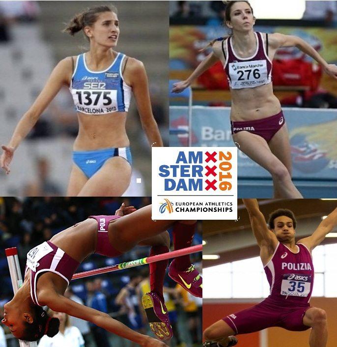 Europei Amsterdam 2016: Domani le prime qualificazioni con Trost, Rossit, Furlani e Jacobs