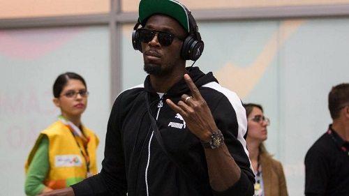 Usain Bolt è sbarcato a Rio:Ecco  il programma delle gare che affronterà alle Olimpiadi