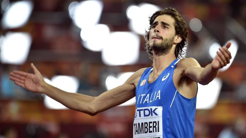 Giamarco Tamberi giovedi toglierà il gesso, pronto per il Brasile
