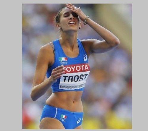 Rio 2016 Atletica: Alessia Tost 5^ nell'alto sfiora il bronzo in una gara  rovinata dalla folle progressione di salto