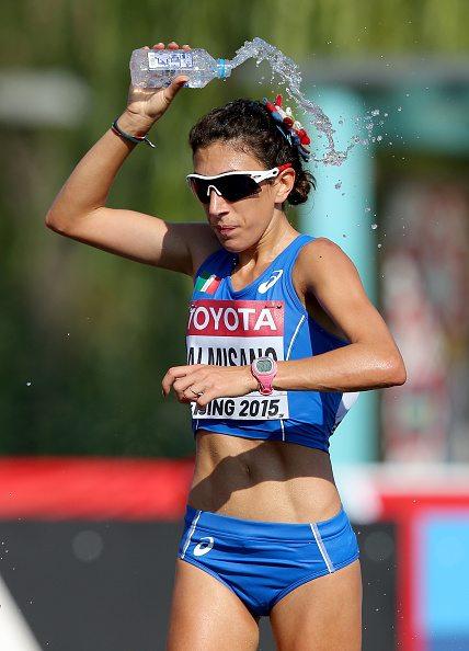 Rio 2016 Atletica: Antonella Palmisano splendido 4° posto nella 20 km di marcia
