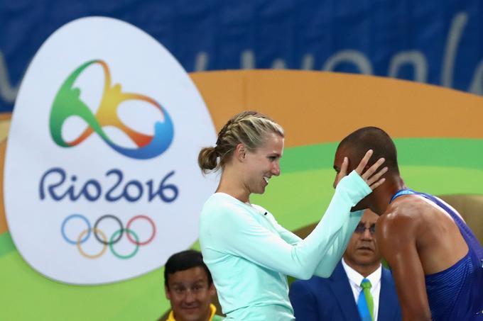 """Ashton Eaton e Brianne Theisen-Eaton, sono la """"coppia più bella"""" delle olimpiadi di Rio"""
