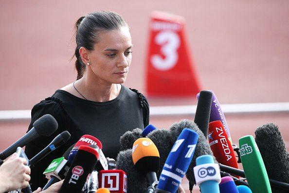 YelenaIsinbayeva eletta membro del Cio, parziale risarcimento per l'esclusione da Rio