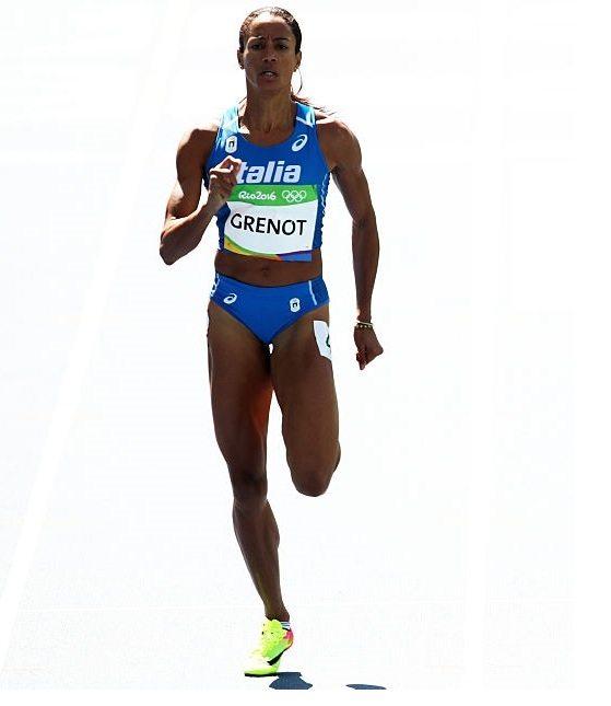 Rio 2016 Atletica: Libania Grenot dritta in finale nei 400, Chesani eliminato nell'Alto