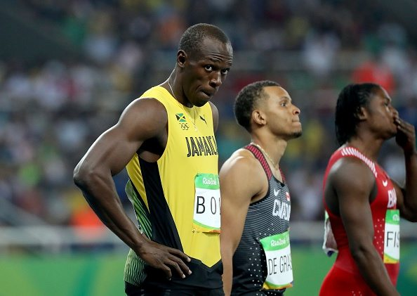 Rio 2016 atletica: Bolt, il video mentre canta in ditetta  'One Love' di Bob Marley