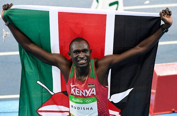 """Rio 2016 Atletica: David Rudisha oro negli 800 metri, 1'42""""15!"""