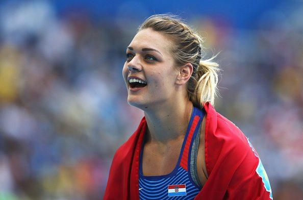 Rio 2016 atletica: Nel disco Sandra Perkovic fa il bis con una gara palpitante