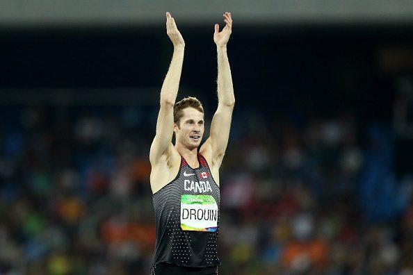 Rio 2016: l'alto nelle mani di Derek Drouin, amarezza per Tamberi, misure alla sua portata