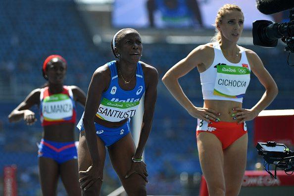 Rio 2016 atletica:  Una pimpante Yusneysi Santiusti agguanta la semifinale sugli 800 metri