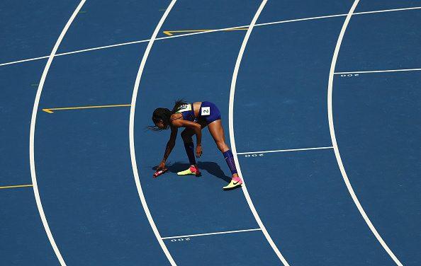 Rio 2016 atletica: La 4x100 femminile USA correrà di nuovo la semifinale dopo il ricorso