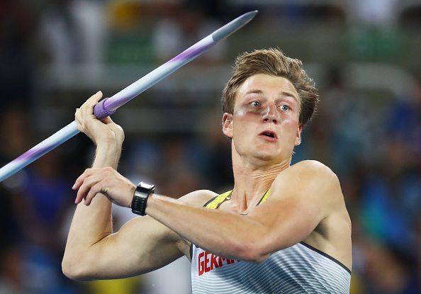 Rio 2016 atletica: Oro nel giavellotto per il tedesco Thomas Rohler