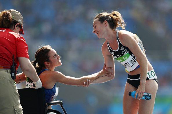 Rio 2016 atletica: Ammesse alla finale dei 5.000 m. Nikki Hamblin e Abbey D'Agostino, dopo l'episodio di  Fair-Play