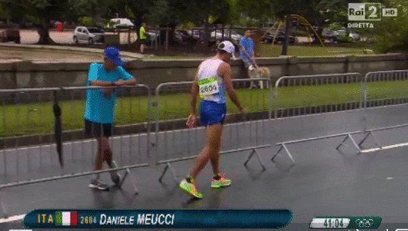 Rio 2016 Maratona, Meucci fuori per infortunio, vittoria del keniano Eliud Kipchoge