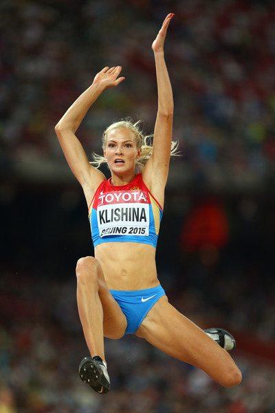 Rio 2016 Atletica: Tocca a Darya Klishina, l'unica atleta russa che potrà gareggiare nell'atletica