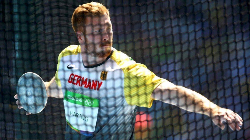 Rio 2016 Atletica: L'oro del disco rimane in famiglia, non c'e Robert Harting, vince il fratellino Christoph all'ultimo lancio