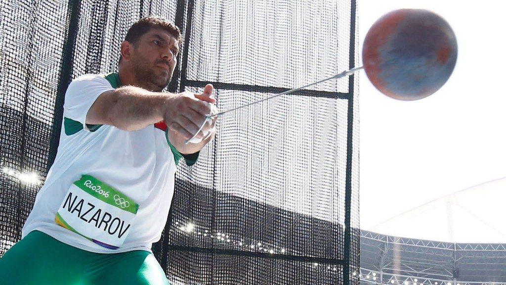 Rio 2016 atletica: Nel martello, Dilshod Nazarov regala uno storico oro al Tagikistan