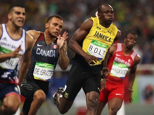 Rio 2016 atletica: Bolt oro nei 200 metri, 8^ medaglia d'oro olimpica