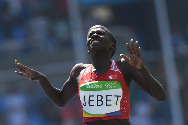 Ruth Jebet record del mondo nei 3000 siepi a Parigi nella Diamond League