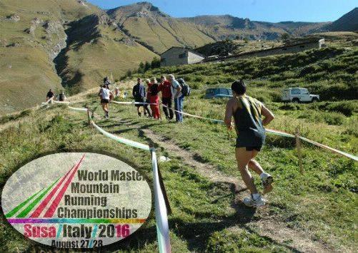 Risultati campionati Mondiali Master corsa in Montagna di Susa: Tutti i campioni 2016