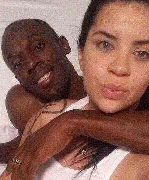 Bolt festeggia i 30 anni e gli ori di Rio con una modella brasiliana