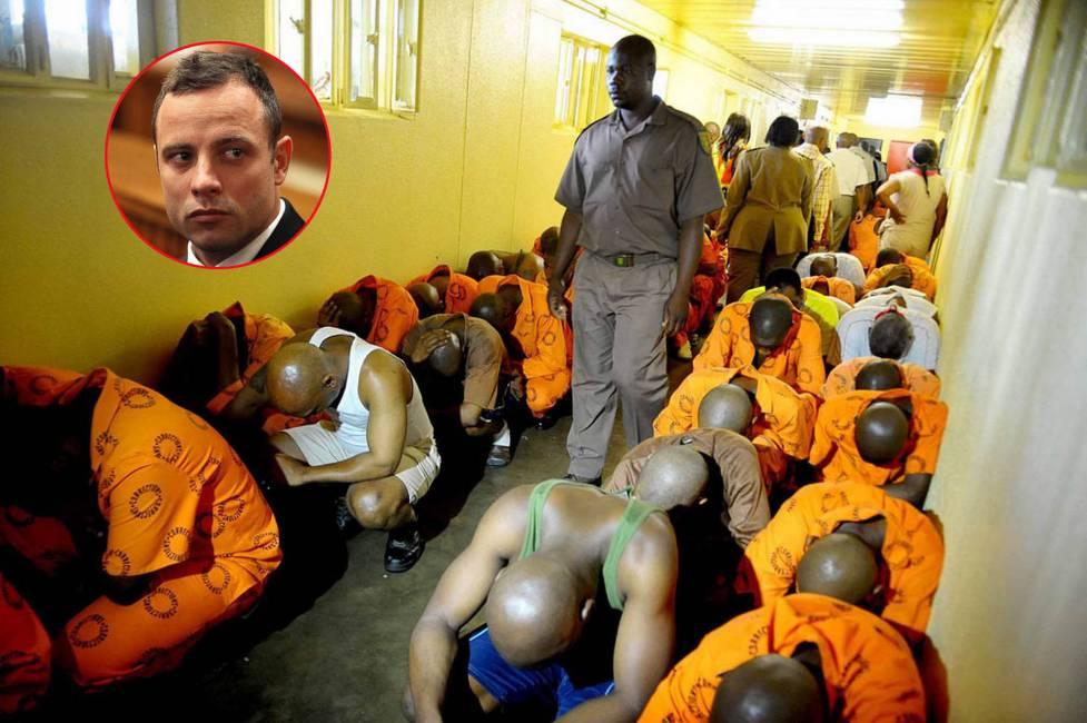 Pistorius tenta il suicidio in carcere cercando di tagliarsi le vene