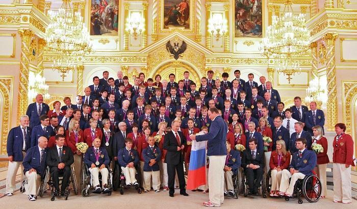 Paralimpiadi: L'intera squadra della Russia esclusa da Rio