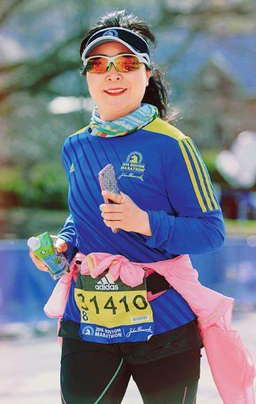 Donna 42enne cinese corre sei Maratone in meno di un anno