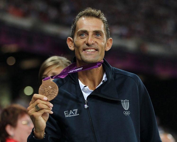 Fabrizio Donato compie 40 anni alla vigilia della sua quinta Olimpiade, auguri!