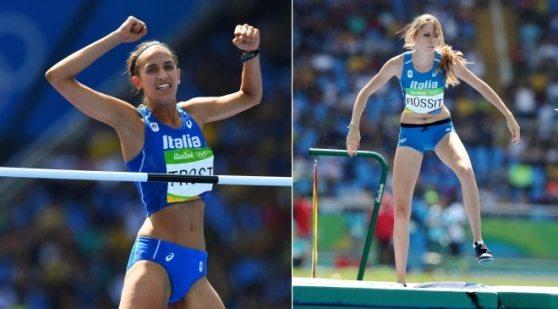 Rio 2016 Atletica: Fra poche ore toccherà ad Alessia Trost e Desirèe Rossit lottare nella finale dell'alto