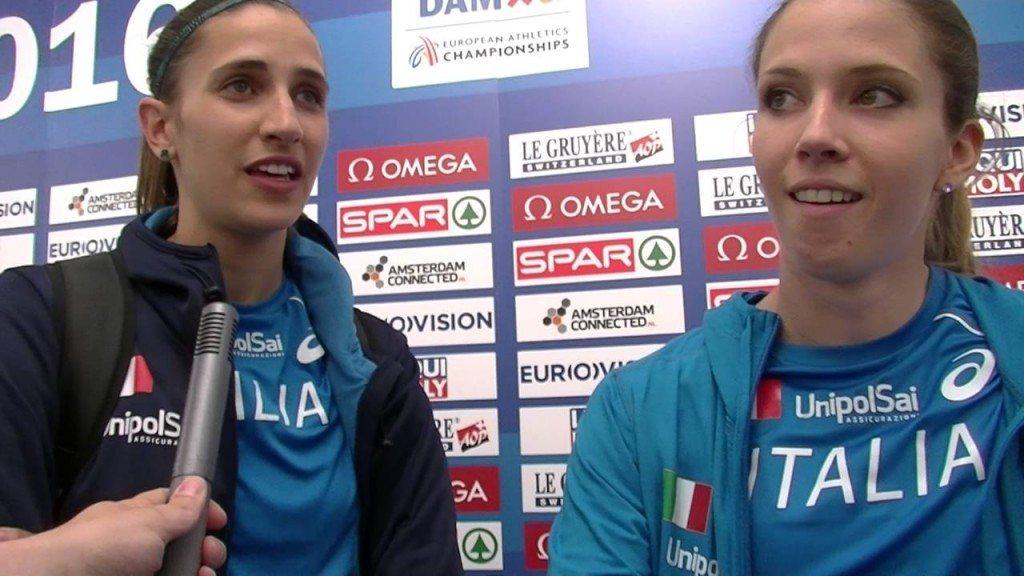 Rio 2016 Atletica: Alessia Trost e Desirèe Rossit volano in finale nel salto in alto