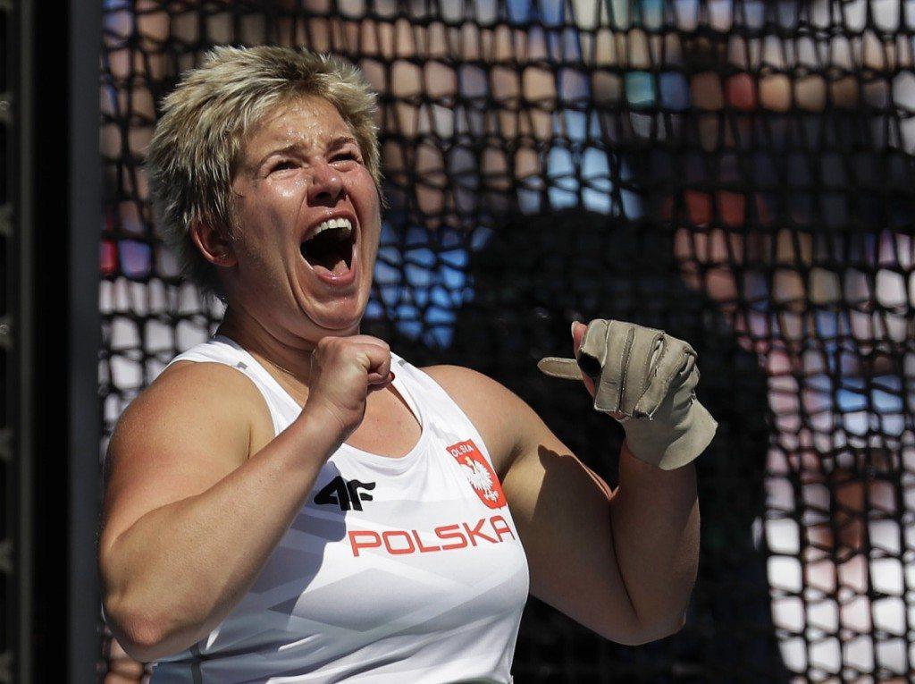 Rio 2016 Atletica Strepitoso record mondiale di Anita Wlodarczyk nel martello, 82,29