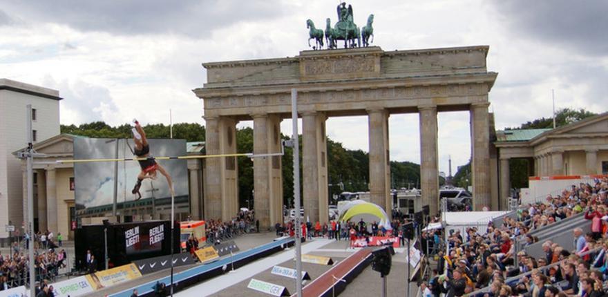 Ecco gli azzurri per Fly Europe, sprint e salti in piazza in Europa