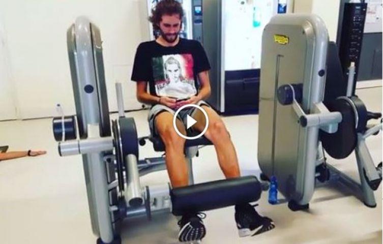 Gianmarco Tamberi inizia la riabilitazione, obiettivo Tokyo 2020-IL VIDEO