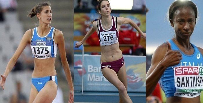 Rio 2016 atletica: Oggi tocca ad Alessia Trost e DesiréeRossit nell'alto, semifinale per  YusneysiSantiusti negli 800 metri, il programma