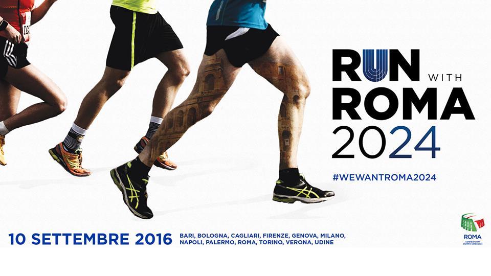 Run with Roma 2024: quest'anno si corre per le vittime del terremoto