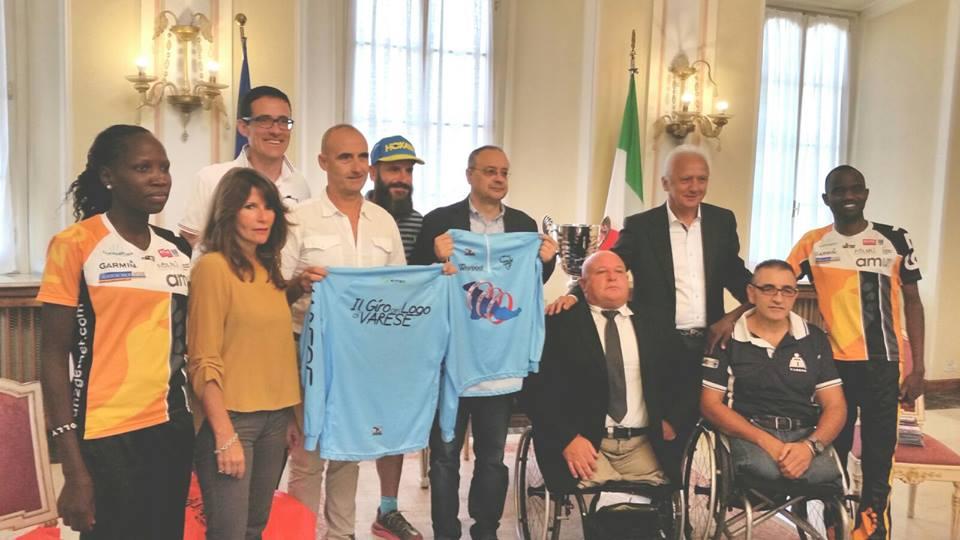 """Domenica 25 Settembre """"IL GIRO DEL LAGO DI VARESE"""",  gara valida come Campionato Provinciale individuale della mezza maratona"""