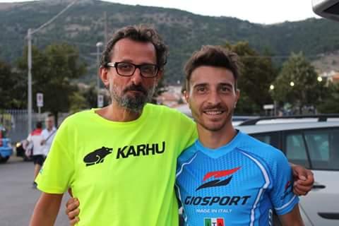 Campioni Italiani di corsa su strada: RAZINE Marouan e MARAOUI Fatna- di  Matteo SIMONE