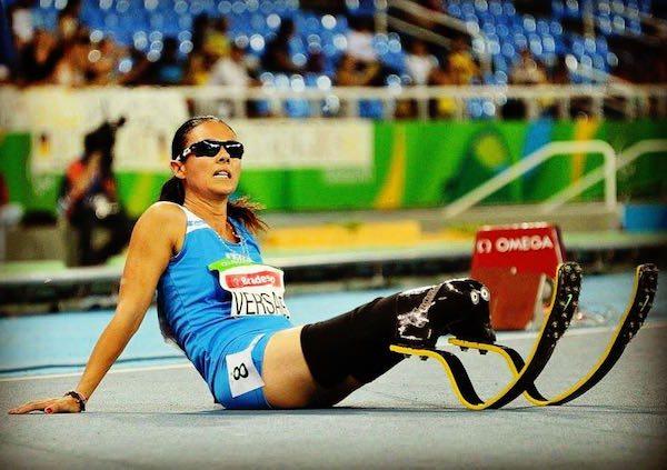 Paralimpiade di Rio amara per Giusy Versace: squalificata nella finale dei 400 metri