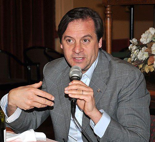 Stefano Mei annuncia la sua  candidatura alla presidenza della Fidal