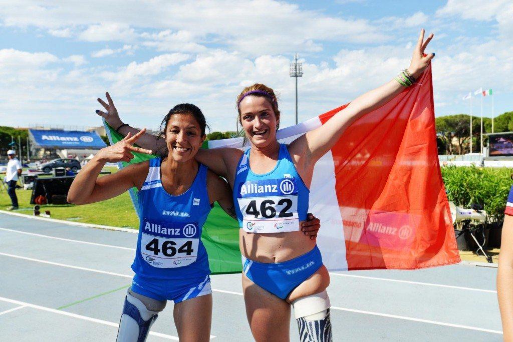 Paralimpiadi 2016: Strepitose Caironi e Contrafatto, oro e bronzo nei 100 metri T42
