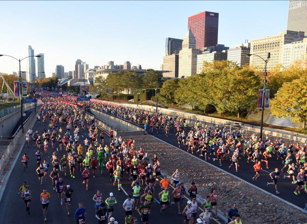 Chicago Marathon 2015: Stimato un giro di affari di 277.000.000 di dollari