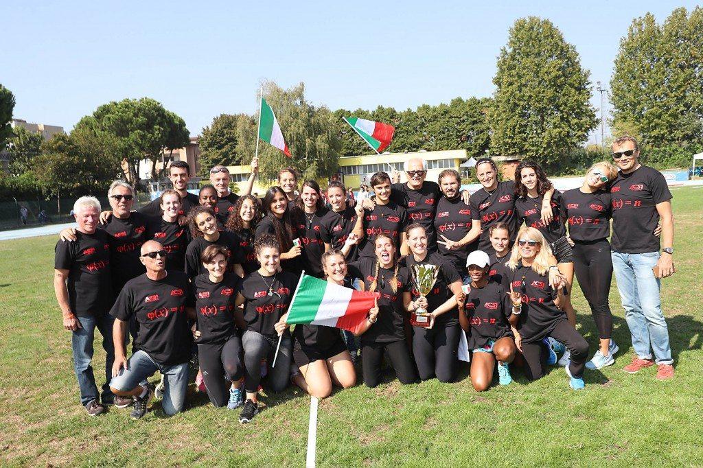 Cds Finale Oro: titoli a ASD Enterprise e Acsi Italia