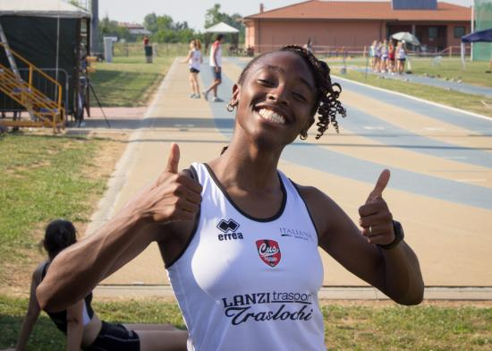 Risultati cds finale oro prima giornata: Brilla Ayomide Folorunso, personale sui 400 metri