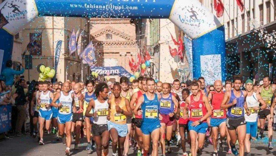 A Foligno sabato vanno in scena i Campionati italiani assoluti di corsa su strada (10 km)