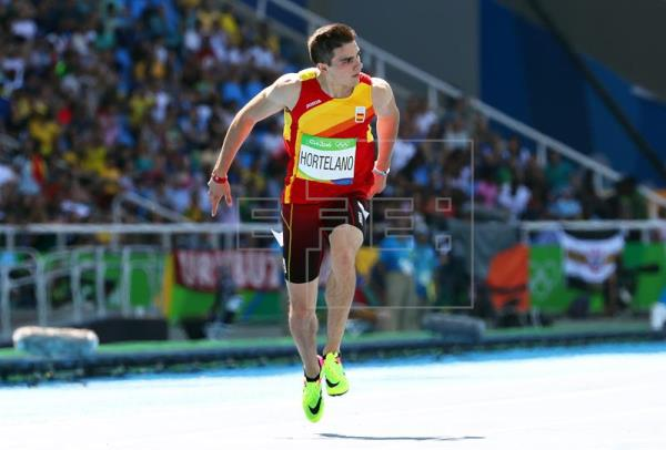 Lo sprinter spagnolo Bruno Hortelano coinvolto in un grave incidente d'auto