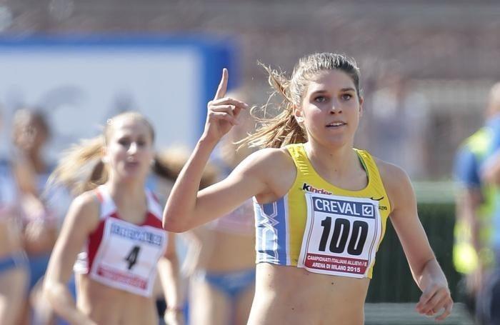 Finale societari Allievi: A Bergamo l'attesa è per Marta Zenoni che gioca in casa