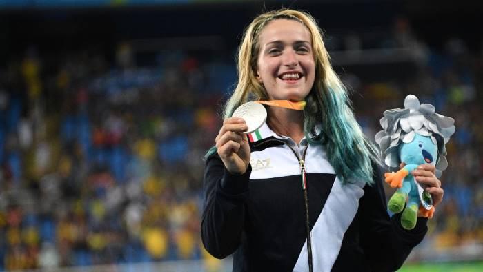 Paralimpiadi Rio 2016: Martina Caironi argento nel lungo, è la 1^ medaglia italiana dell'Atletica