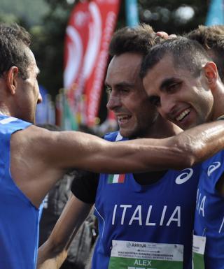 Campionati Mondiali di corsa in montagna: Gli azzurri vanno a caccia del podio