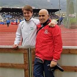 Italiani cadetti risultati prima giornata: Federico Mencarelli è il primo campione italiani e vince il martello